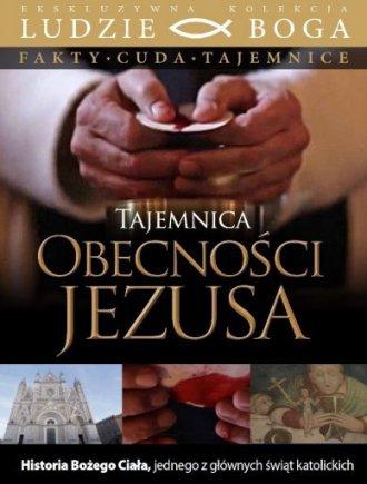 Tajemnica obecności Jezusa. Kolekcja: - okładka filmu