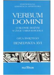 Adhortacja Verbum Domini - okładka książki