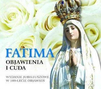 Fatima. Objawienia i cuda - okładka książki