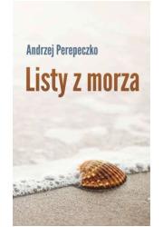 Listy z morza - okładka książki