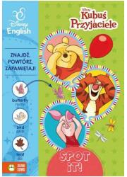 Spot it! Kubuś i przyjaciele - okładka podręcznika