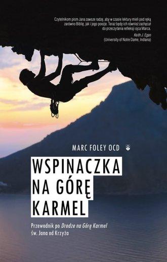 Wspinaczka na Górę Karmel. Przewodnik - okładka książki