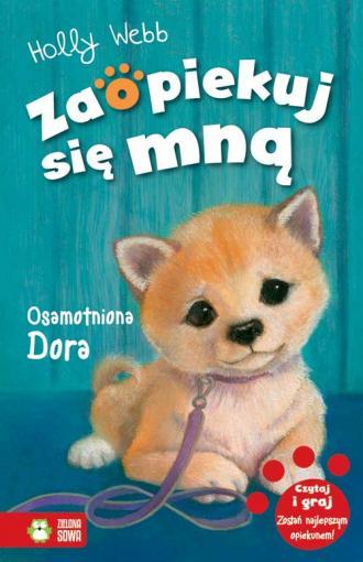 Osamotniona Dora - okładka książki