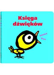 Księga dźwięków - okładka książki