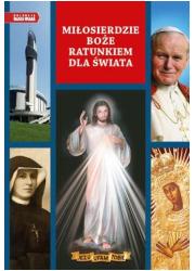Miłosierdzie Boże ratunkiem dla - okładka książki