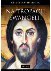 Na tropach Ewangelii - okładka książki