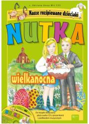 Nutka wielkanocna (+ CD) - okładka książki