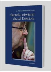 Szeroko otwierał drzwi Kościoła - okładka książki