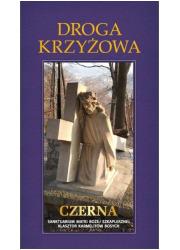 Droga Krzyżowa - stacje Czerneńskiej - okładka książki