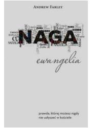 Naga ewangelia - okładka książki