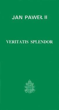 Veritatis Splendor - okładka książki