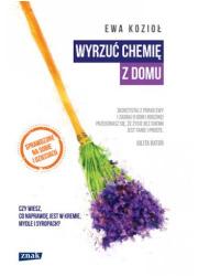 Wyrzuć chemię z domu - okładka książki