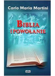 Biblia i powołanie. Od powołania - okładka książki
