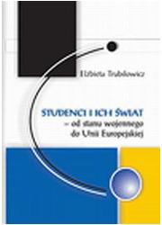 Studenci i ich świat - od stanu - okładka książki