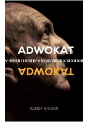 Adwokat - okładka książki