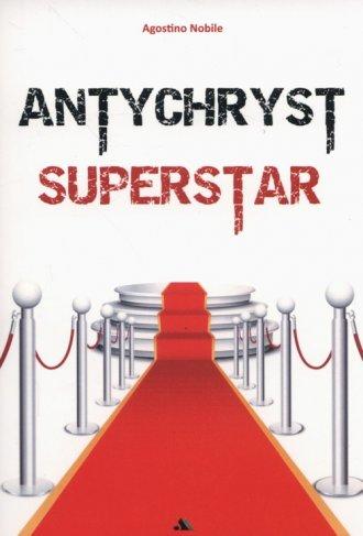 Antychryst superstar - okładka książki