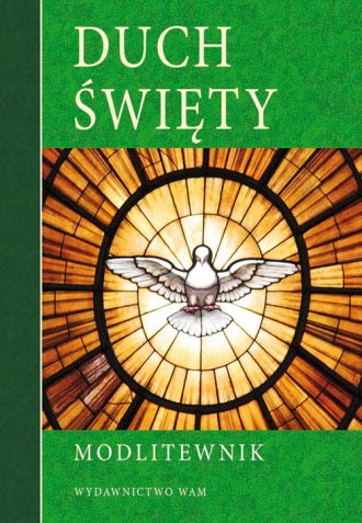 Duch Święty. Modlitewnik - okładka książki