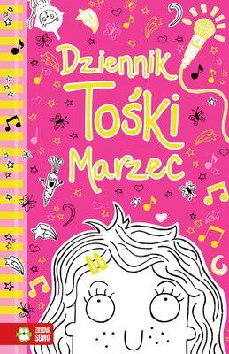 Dziennik Tośki Marzec - okładka książki