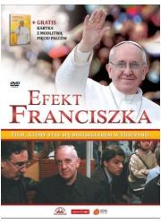 Efekt Franciszka (+ DVD) - okładka filmu