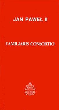 Familiaris consortio - okładka książki