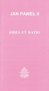 Fides et Ratio - okładka książki
