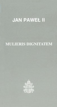 Mulieris dignitatem - okładka książki