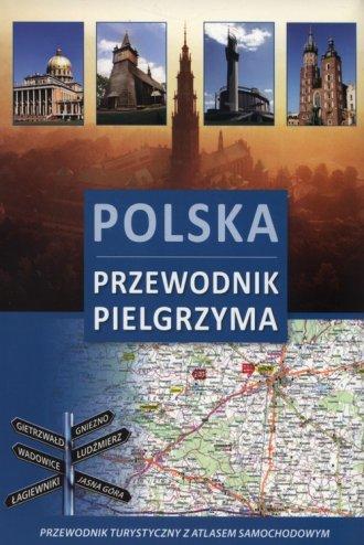 Polska. Przewodnik pielgrzyma - okładka książki