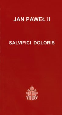 Salvifici Doloris - okładka książki