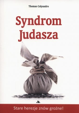 Syndrom Judasza - okładka książki