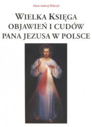 Wielka księga objawień i cudów - okładka książki