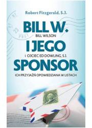 Bill W. i jego sponsor - okładka książki