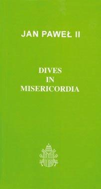 Dives in Misericordia - okładka książki