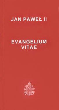 Evangelium Vitae - okładka książki