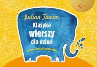 Klasyka wierszy dla dzieci - okładka książki
