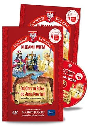 Od Chrztu Polski do Jana Pawla - pudełko programu