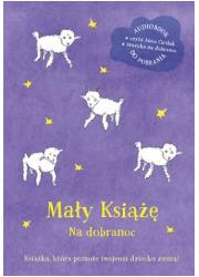 Mały Książę na dobranoc - okładka książki