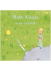 Mały Książę uczy cyferek - okładka książki