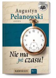 Nie ma już czasu! - okładka książki