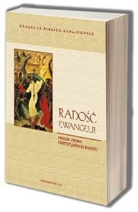 Radość Ewangelii. Biblijne źródła - okładka książki
