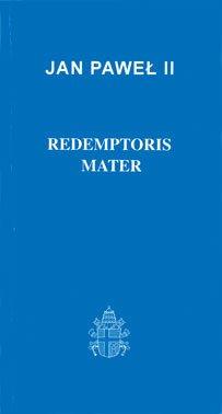 Redemptoris Mater - okładka książki