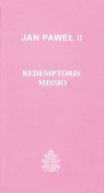 Redemptoris Missio - okładka książki