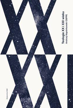 Teologie XX i XXI wieku - okładka książki