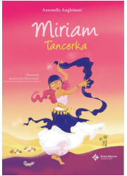 Miriam Tancerka - okładka książki