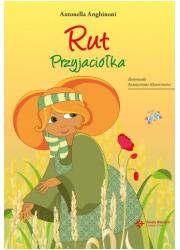 Rut Przyjaciółka - okładka książki