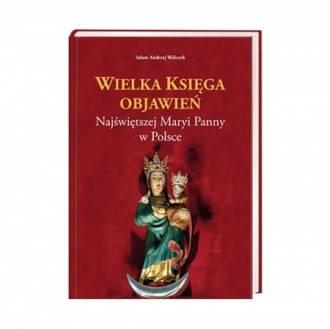 Wielka Księga Objawień Najświętszej - okładka książki