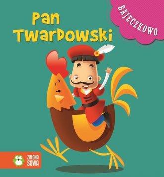 Pan Twardowski. Bajeczkowo - okładka książki