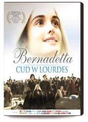 Bernadetta. Cud w Lourdes - okładka filmu
