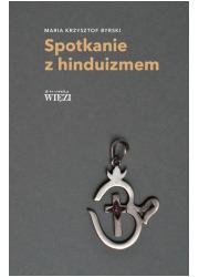 Spotkanie z hinduizmem - okładka książki