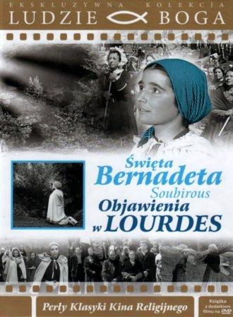 Święta Bernadeta Soubirous. Objawienia - okładka filmu