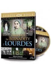 Tajemnica św. Bernadety z Lourdes - okładka filmu